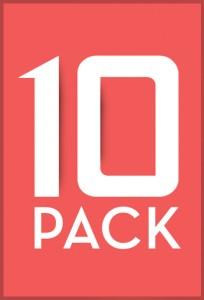10-Pack Logo